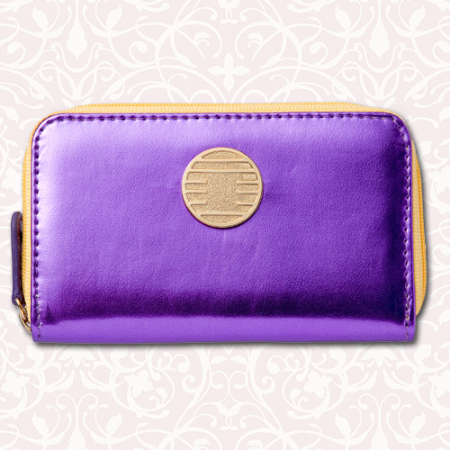 九紫火星ミニ財布