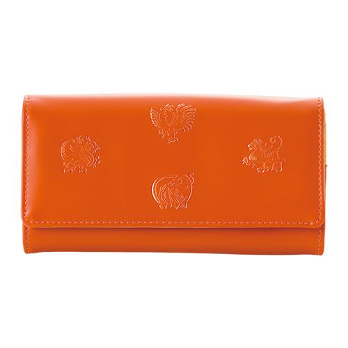 黒門式財布はオレンジ色?